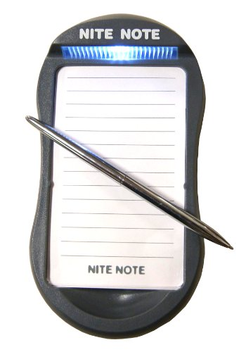 RUCCI Night Time Note Pad
