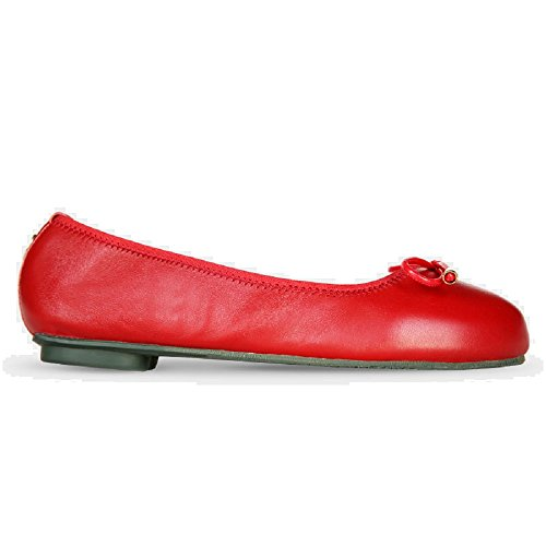 MORENA, Ballerine donna Red