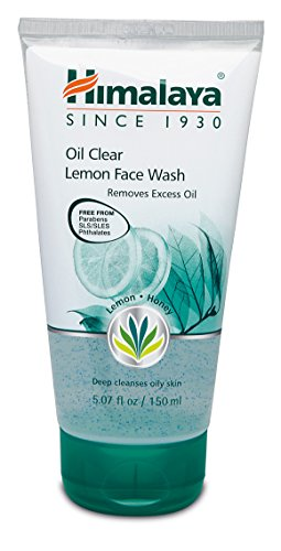 Himalaya Herbals Oil Clear Lemon Face Wash, 100ml  available at amazon for Rs.95