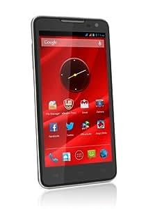 Prestigio MultiPhone 5044 Duo Sim Free Smartphone - White