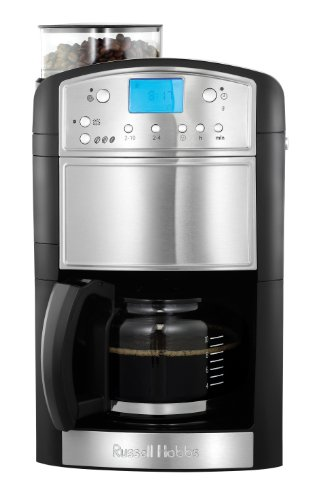 Russell-Hobbs-Platinum-Grind-and-Brew-Coffeemaker-14899-125-L-Silver-and-Black