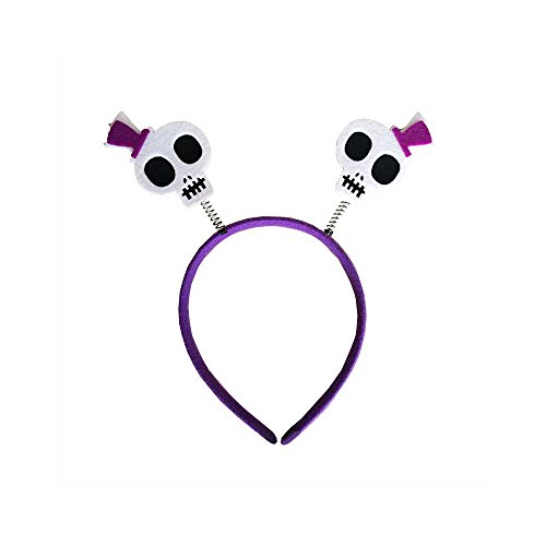 Kopfbügel Halloween-kostüm (CTGVH Boutique Halloween Headbands Dekoration Haar Bands Zubehör Geschenke für Halloween Party Kostüme Gastgeschenken)