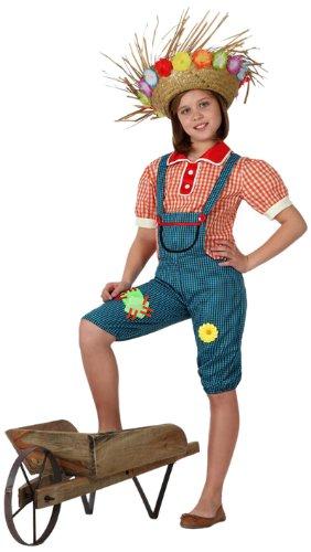 Imagen de atosa  disfraz de granjera para niña, talla 10  12 años 16023