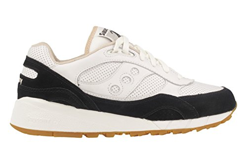 Saucony Shadow 6000 Ht Perf Premium Hommes Baskets White Black