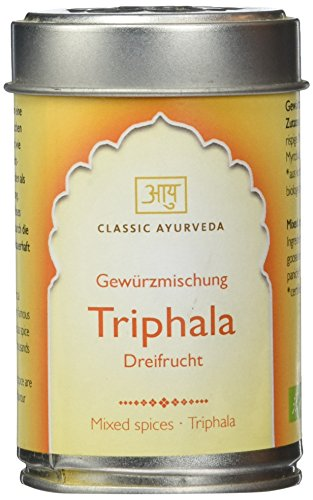 Classic Ayurveda Bio Triphala Churna (Dreifrucht), 70 g