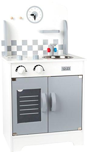 Small Foot 10599de Cocina Infantil Madera Cocción y Todos, Horno y Cocina...