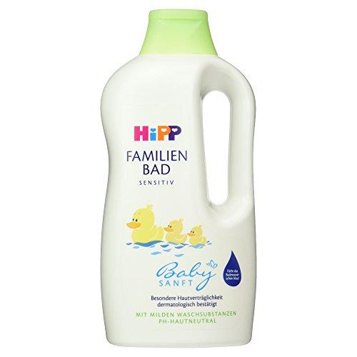 Hipp Babysanft Familienbad, 1000 ml