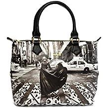 09c71732c2 Manie Bag Borsa Donna Shopping Giulia London GIU052-Manhattan Girl