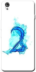 Fashionury Soft Silicon Printed Designer Back Cover- For OnePlus X