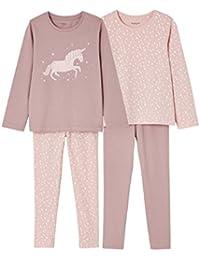 VERTBAUDET Lote de 2 Pijamas niña combinables
