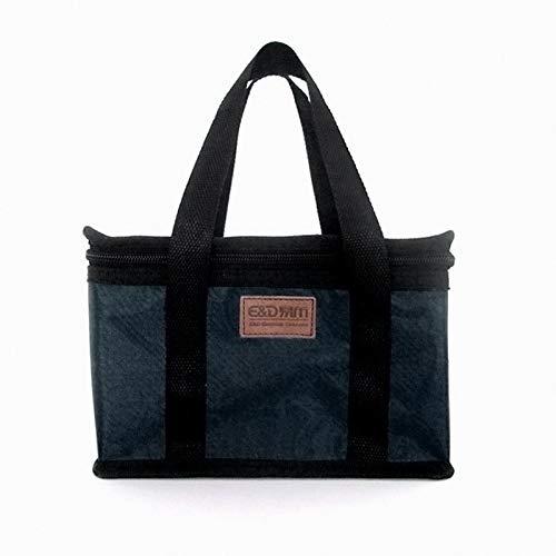 KonJin Picknicktasche Kühltasche Gross Thermotasche Cooler Bag Kühlbox Thermo Tasche Lunchtasche Picknicktasche isoliert faltbar für Lebensmitteltransport