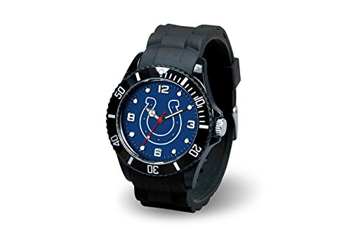 Unbekannt NFL Spirit Armbanduhr, Schwarz, No Size