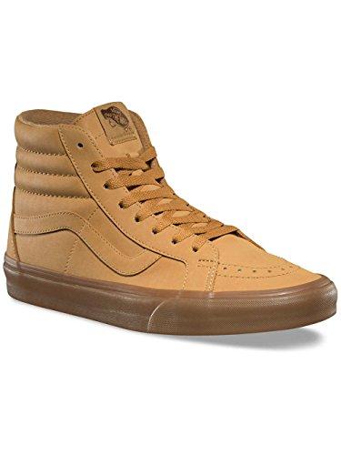 Vans U SK8-HI VKYA7ZR, Sneaker unisex adulto (vansbuck) light gum/mono