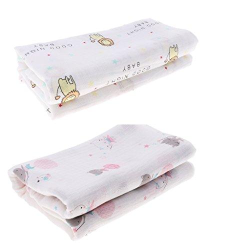 Sharplace Couverture Bébé Multifonctionnelle en Cotton Couverture D'allaitement Besoins Particuliers