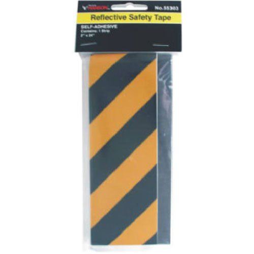 Hydrant Kostüm - Hanson C H #55303 2x24 YEL/BLK Refl Tape by CH Hanson