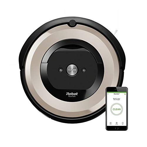 iRobot e515240 ROOMBAE5 e515440, Acero Inoxidable