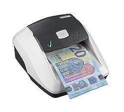 ratiotec 00064470 Soldi Smart Automatisches Banknotenprüfgerät Grau