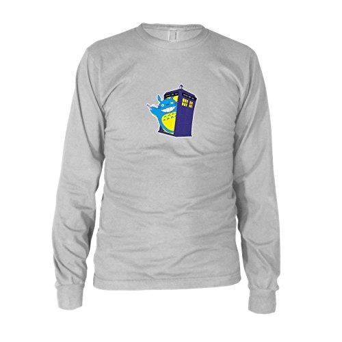 Neighbour Box - Herren Langarm T-Shirt, Größe: XXL, -