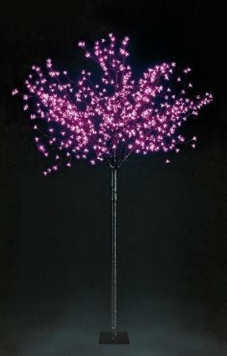 Arbre Lumineux LED 1,5 mètres, 200 LED Blanc