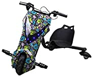 AGD Electric Drifting Scooter 36V, multicolour, QMA001