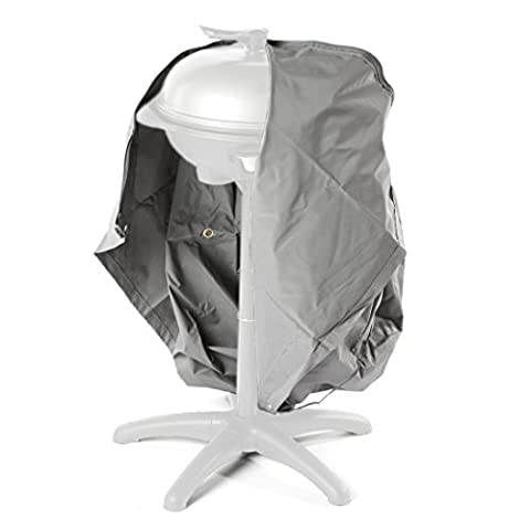 Ultranatura Fabric Cover Sylt, Weather Protection Cover for Gas Grill or Smoker, BBQ Cover Round or Square