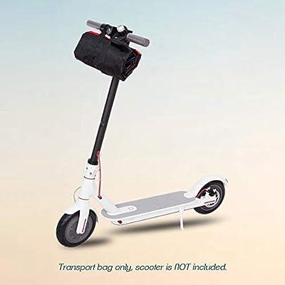 Wencaimd Fahrradtaschen Tragbare Oxford Tuch Roller Tasche Elektrisches Skateboard Tragetasche für Roller Transporttasche Tragetasche Handtasche 110 * 45 * 50cm