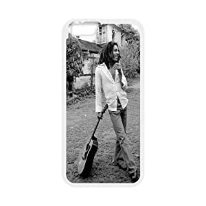 "Clzpg Drop-Bob Marley Iphone6 4.7"" Case - Bob Marley plastic case"