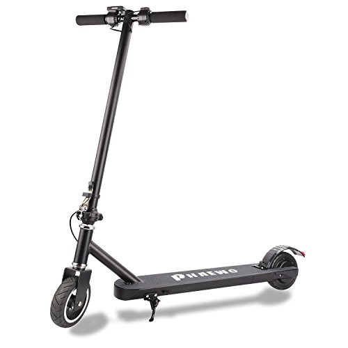 Der Elektroroller für Kinder Phaewo Wings X4 ist ein zusammenklappbarer Elektroroller, unser Zweirad Scooter hat 3 Geschwindigkeiten mit einer maxi Geschwindigkeit von 18 km/h und einer Ausdauer von 25 km, kommt mit einer kostenlosen Tasche