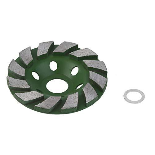 ForceSthrength Dauerhafter 100mm Diamantschleifscheiben-Betonschalenscheiben-Betonstein -
