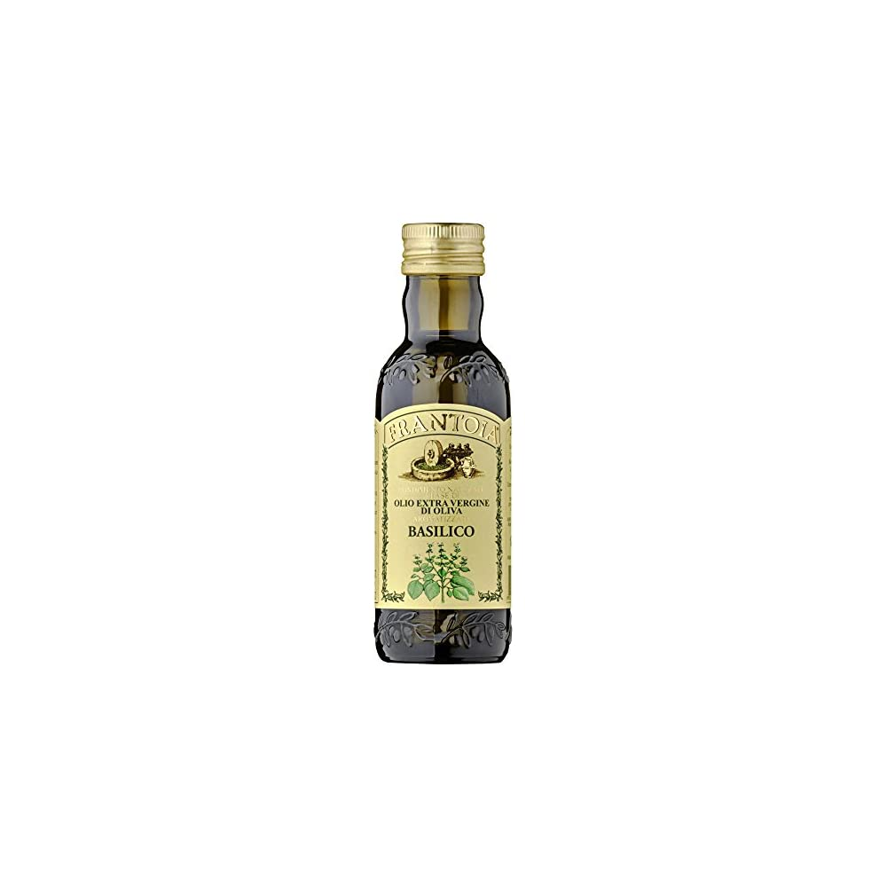 Olivenl Mit Basilico