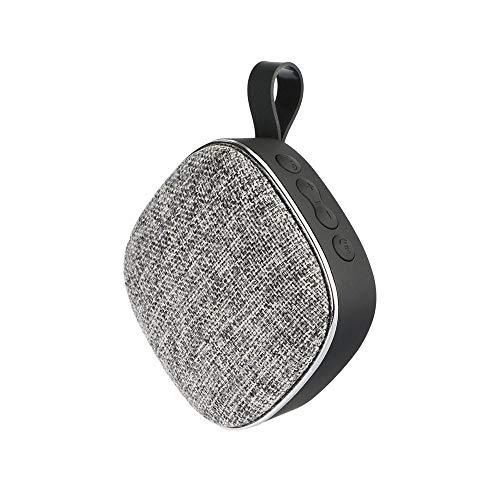 ALPEXE Haut Parleur X25 Matériel (Bluetooth/Mikrofon/Radio FM/Karta SD/Aux) No