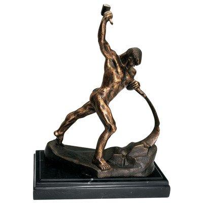 Design Toscano Strength of Man Statue