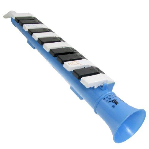 Preisvergleich Produktbild SODIAL(R)13-Taste Musik Instrument Mundharmonika Kinder Spielzeug - Blau