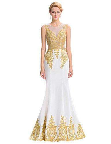 Sexy prom dress geburtstag kleid hochzeitskleid bodenlang ballkleid lang abendkleid GK026-3 42