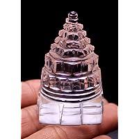 siddhratan Shivling Gott Shiva Lingam Schutz Reichtum Wohlstand Heilung Kristall Energie 5,1cm weiß preisvergleich bei billige-tabletten.eu