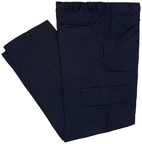 AES s.1480-nct-28/30Reg Poly Baumwolle Combat Stil Arbeit Hosen-, 28/76,2cm Regular, kleine Größe, Marineblau