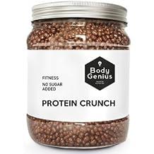 Body Genius PROTEIN CRUNCH (Bombón de Dulce de Leche). Bolitas de proteína recubiertas