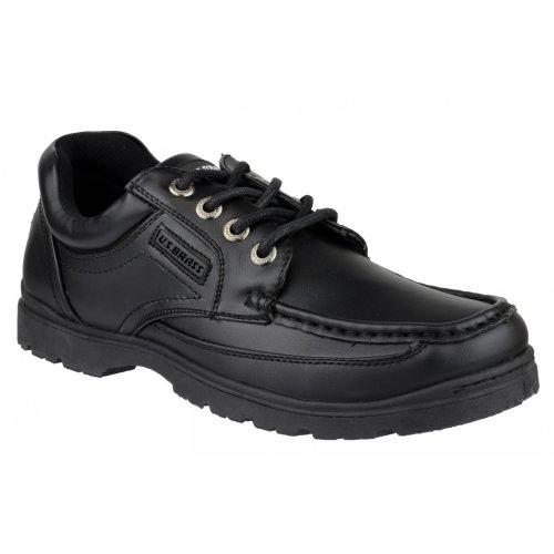 US Brass Stubby 3 - Chaussures à lacets - Homme Noir