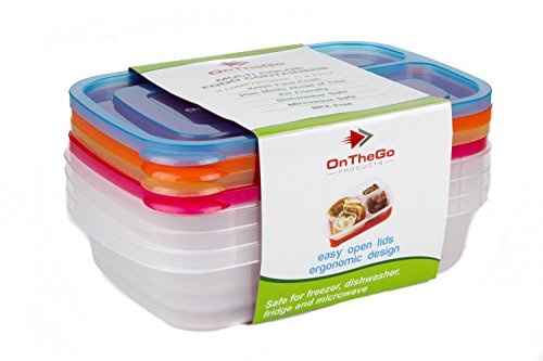 4-pack-premium-multi-coloured-eco-friendly-3-compartment-bento-lunch-box-containers-microwavable-dis