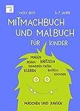 Die besten 4-Jährige Bücher - Mitmachbuch und Malbuch ab 3 Jahre Bewertungen