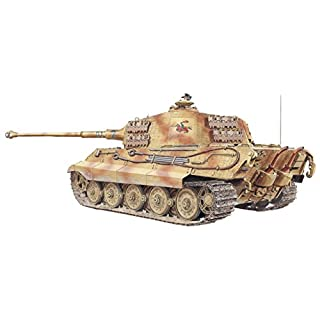 Dragon Models USA DRA6840 1/35 Sd.Kfz.182 Kingtiger Henschel Production w/Zimmerit s.Pz.ABT.505 Russia 1944 (2 in 1)