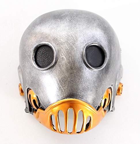 XIAHE Resina Clockworker Maschera Hell Baron Helmet Kelly Man Killer Party Guardian Horror Hallow