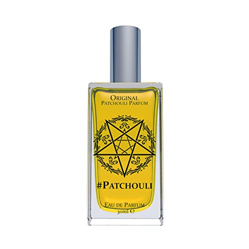 30ml Patchouli Natur, original #Patchouli in der DarXity Pentagramm Edition -