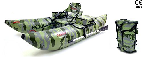 Ondatra Belly Boat catamarano Form, Pontoon Barca, Gommone, Carpa Boot