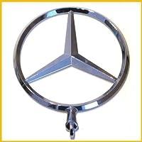 Mercedes-Benz Emblème étoile Capot Classe C W202 W203 W204 W205 Classe E W124 W210 W211 W212 Classe S W140 W220 W221 W222 AMG