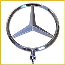 Mercedes-Benz Star Emblem Hood C-class W202 W203 W204 W205 E class W124 W210 W211 W212 S class W140 W220 W221 W222 AMG