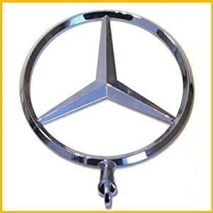 Embleme Mercedes Capot Classe B