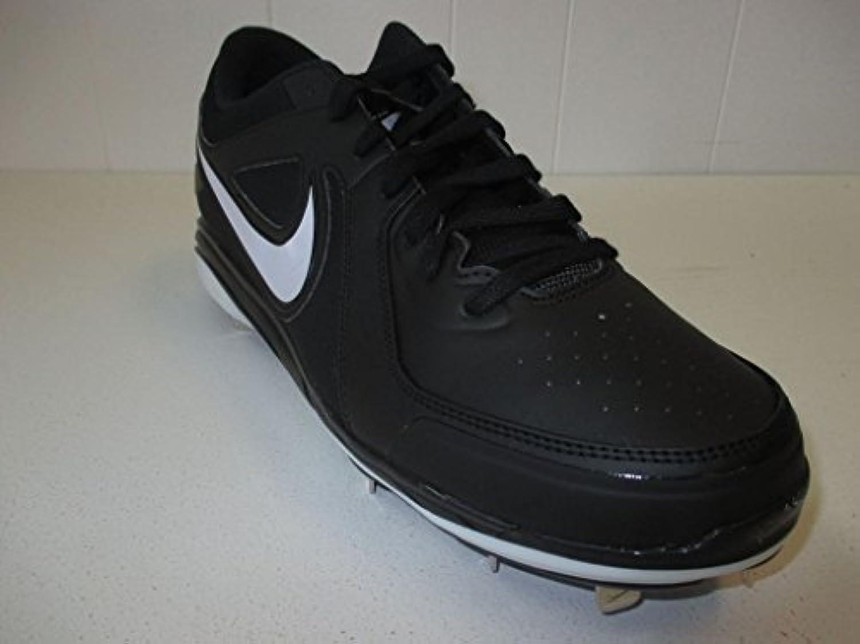 outlet store 75cce 3ce65 nike mvp de pro Noir métal chaussures de baseball b009o0ktfi parent à faible  61e330