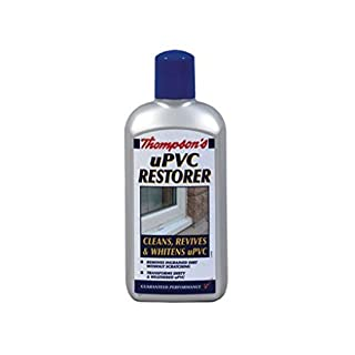 Thompsons UPVC Restorer Cleaner 480ml Cleans Whitens & Revives UPVC by Thompsons