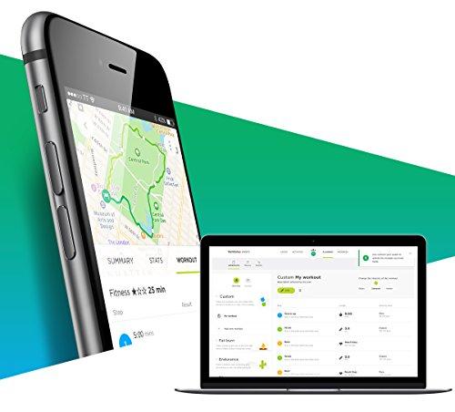 TomTom Runner 3 GPS-Sportuhr (Routenfunktion, Multisport-Modus, 24/7 Aktivitäts-Tracking) - 5